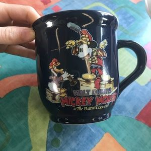 Disney Other - Mickey Mouse Band Collectible Mug